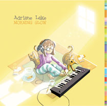 Album artwork for Adriane Lake's Morning Glow CD